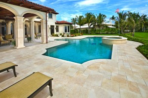 Swimming pools archives apex pavers and pools - Palm beach swimming pool ...
